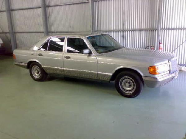 Used mercedes benz 380se limo sedan for sale in west lakes for Mercedes benz limousine price