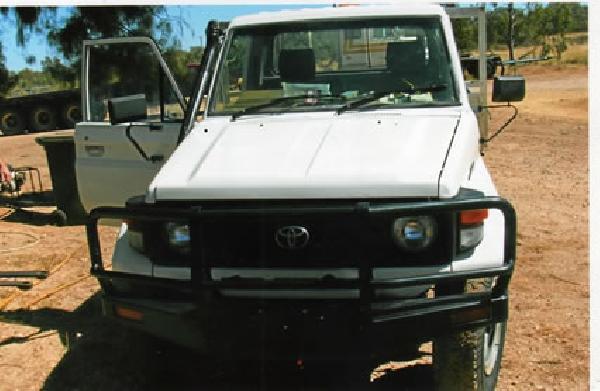 2011 Toyota Landcruiser Ute. ute 2000 toyota landcruiser