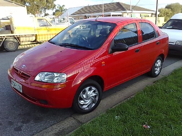 used daewoo kalos 4 door sedan for sale in woodville adelaide sa buy small cars for sale. Black Bedroom Furniture Sets. Home Design Ideas