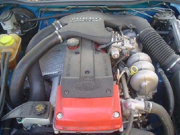 2002 Ford Ba Falcon Xr6 Turbo. Used Ford Falcon BA XR6 TURBO