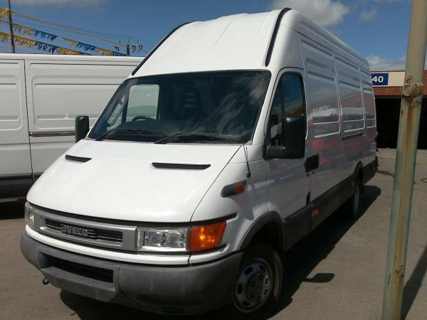Iveco Daily 50c15. Used Iveco Daily 50C15