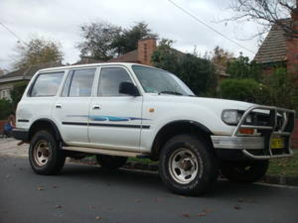 toyota landcruiser 80 series parts manual
