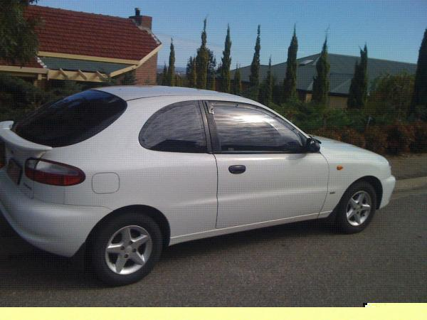 1997 Daewoo Lanos Se. Used Daewoo Lanos SE Hatch For Sale in Rosslyn Park, Adelaide, SA.