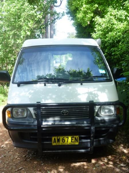 Used Toyota Hiace Campervan Campervan For Sale In