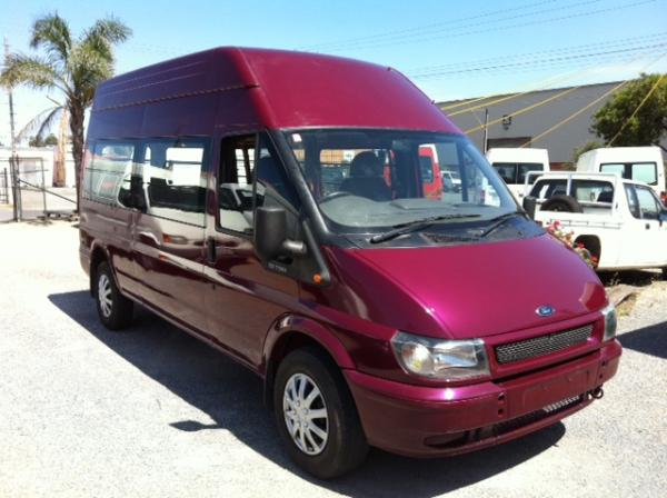 Used Ford Transit High Roof Van For Sale In Woodville