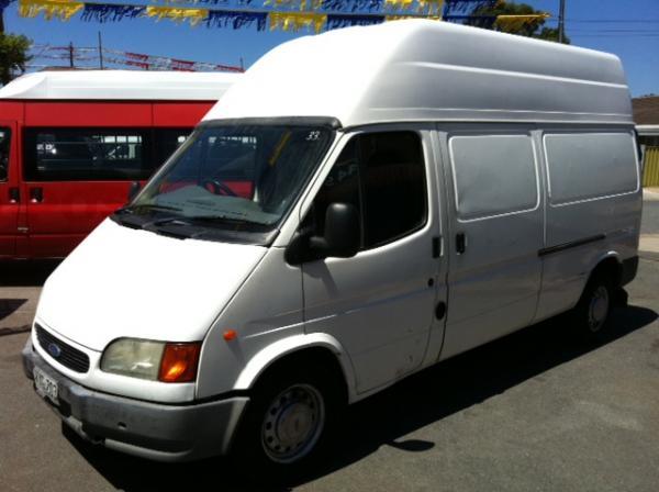 used ford transit high roof van for sale in woodville adelaide sa buy light commercial for. Black Bedroom Furniture Sets. Home Design Ideas