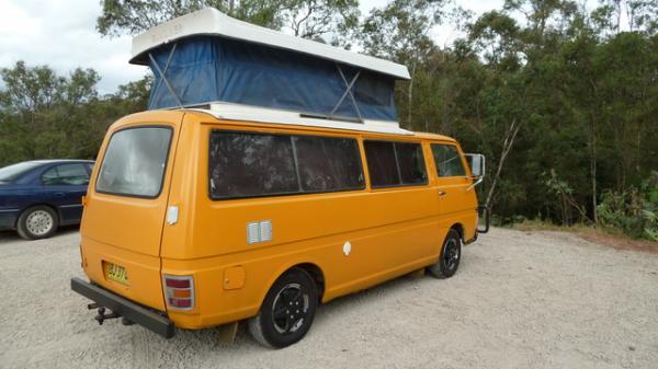 Used Nissan Urvan E20 Campervan For Sale In Maroubra