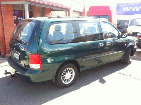 Cheap Kias For Sale >> Used Kia Carnival LS 7 seater manual Wagon For Sale in Woodville, Adelaide, SA. Buy People ...