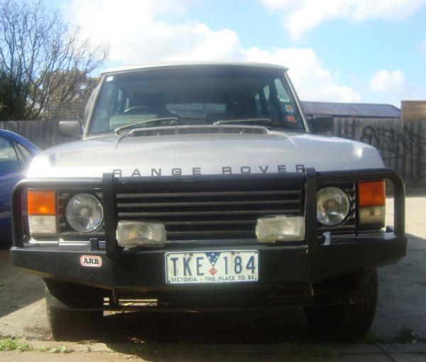 Used Rover Range Rover Voge Wagon For Sale In Hampton East