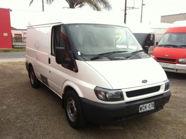 Ford Refrigerated Delivery Van