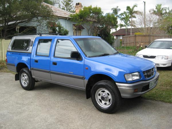 Used Holden Rodeo Tf Lt Dual Cab 4x4 4x4 For Sale In Arana