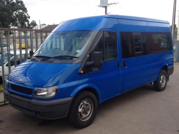 Ford Transit Conversion Van >> Ford Transit MiniBus 12 seater for Sale - Used Van Sales - Used Vans and Light Commercials for ...