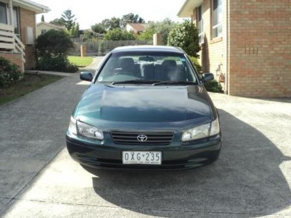 used toyota camry conquest roadster for sale in noble park. Black Bedroom Furniture Sets. Home Design Ideas