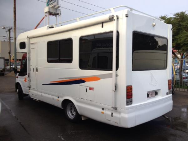 Kea dreamtime motorhome for sale used van sales used for Buy used motor home
