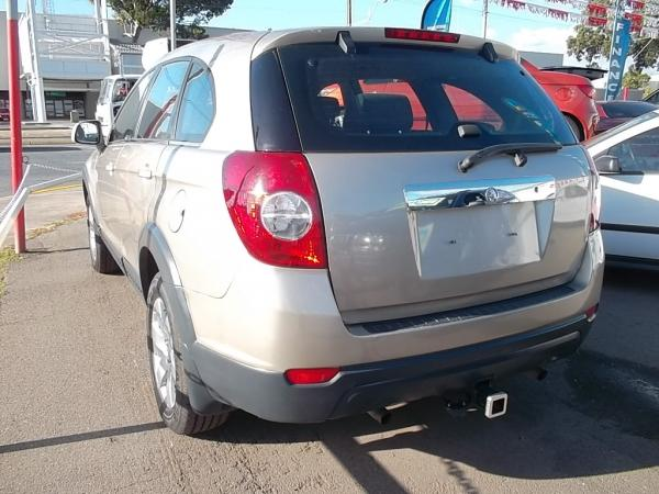 holden captiva 7 seater cx 4x4 for sale auto traders
