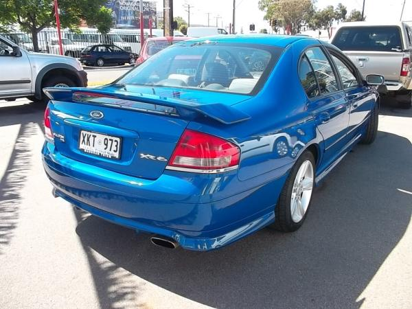 Used Campervans For Sale >> Used 2005 Ford falcon xr6 ba Sedan | MotorFind.com.au