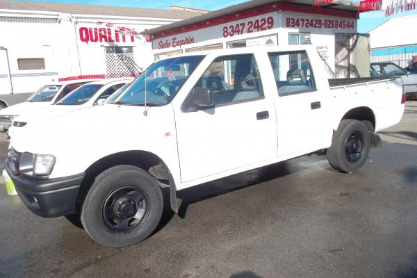 Holden RODEO LX for Sale - AUTO TRADERS - WOODVILLE