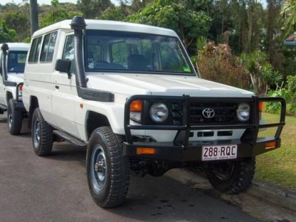 Campervans For Sale >> Used 2008 Toyota landcruiser troopy SPECIAL 11 SEATER 4x4 ...