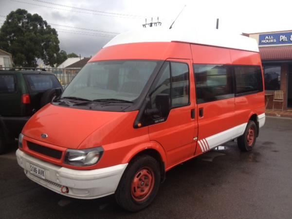 7a54c34317 Ford Transit High roof LWB for Sale - Used Van Sales - Used Vans and ...