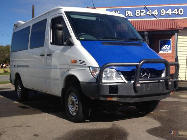 mercedes benz sprinter 4x4 316cdi 4wd for sale used van sales used vans and light. Black Bedroom Furniture Sets. Home Design Ideas