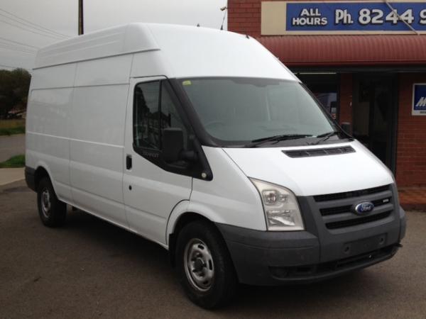 used 2007 ford transit vm high roof turbo diesel van. Black Bedroom Furniture Sets. Home Design Ideas