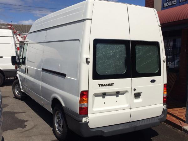 Ford Transit Refrigerated High Roof For Sale Used Van