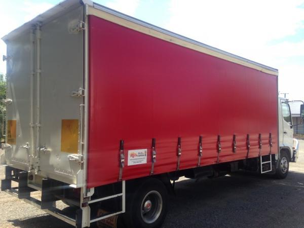Whats My Truck Worth >> Used 2004 Hino Ranger FD 5000 Tautliner Truck | MotorFind ...