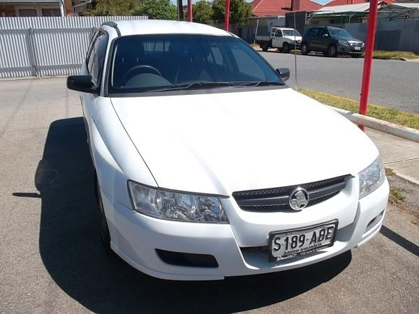 Holden COMMODORE WAGON VZ EXCECUTIVE for Sale - AUTO TRADERS