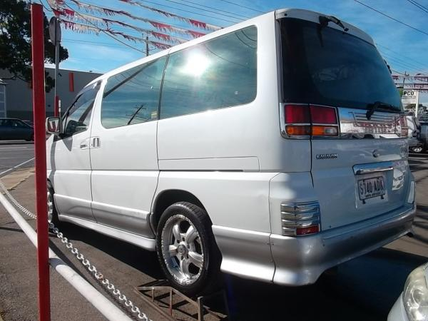 Nissan Elgrand Caravan Highway Star For Sale Auto