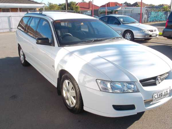 Cheap Motorhomes For Sale By Owner >> Used 2005 Holden COMMODORE VZ EXECUTIVE Wagon | MotorFind.com.au